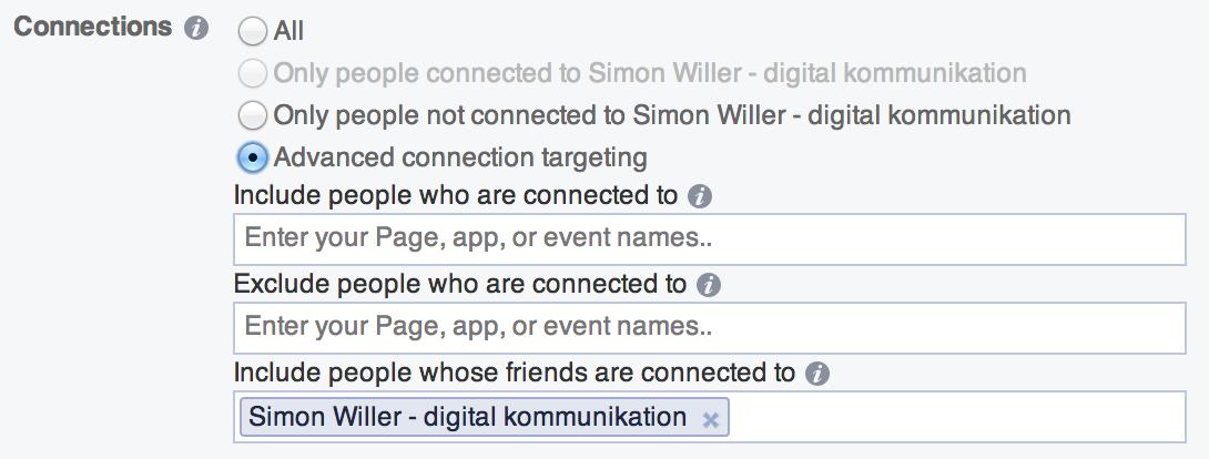 facebook annoncer venner